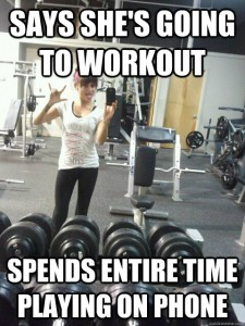 annoying gym
